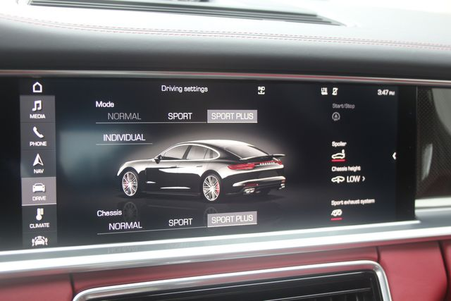 2017 Porsche Panamera Turbo Houston, Texas 46