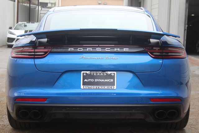 2017 Porsche Panamera Turbo Houston, Texas 9