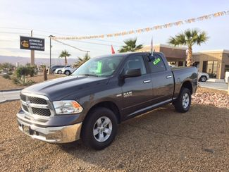 2017 Ram 1500 SLT CREW 4X4 in Bullhead City Arizona, 86442-6452