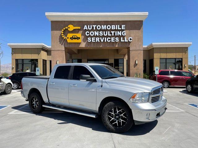2017 Ram 1500 Big Horn 4x4 in Bullhead City, AZ 86442-6452