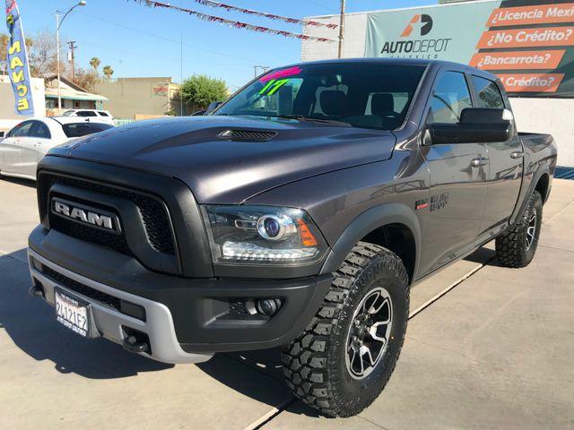 2017 Ram 1500 Rebel in Calexico, CA 92231