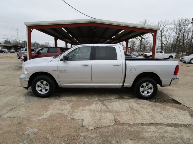 2017 Ram 1500 Crew Cab 4x4 SLT Houston, Mississippi 2