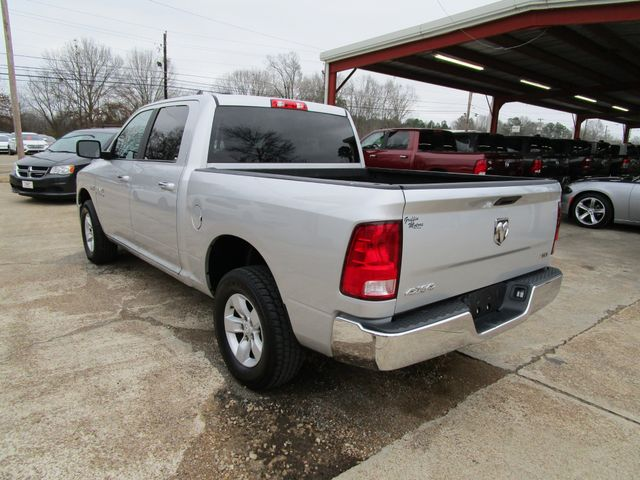 2017 Ram 1500 Crew Cab 4x4 SLT Houston, Mississippi 5