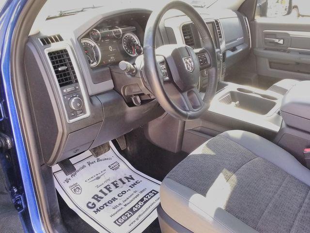 2017 Ram 1500 Crew Cab 4x4 Big Horn Houston, Mississippi 9