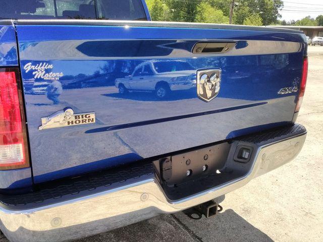 2017 Ram 1500 Crew Cab 4x4 Big Horn Houston, Mississippi 6