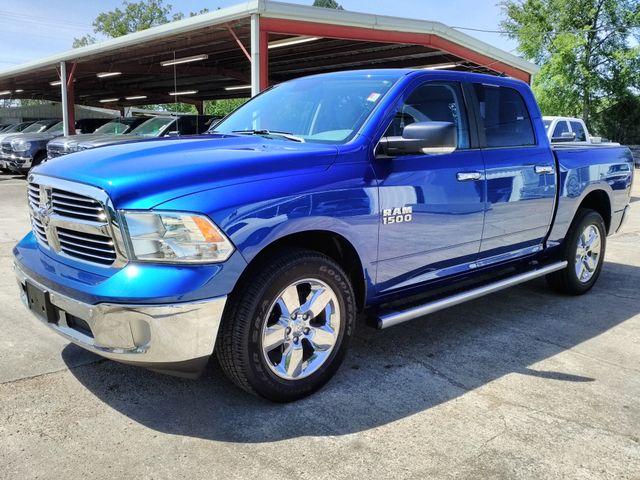 2017 Ram 1500 Crew Cab 4x4 Big Horn Houston, Mississippi 1
