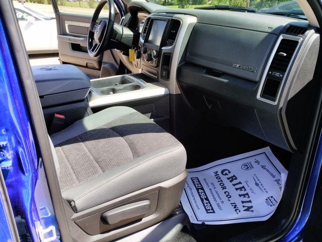 2017 Ram 1500 Crew Cab 4x4 Big Horn Houston, Mississippi 10