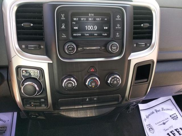 2017 Ram 1500 Crew Cab 4x4 SLT Houston, Mississippi 16