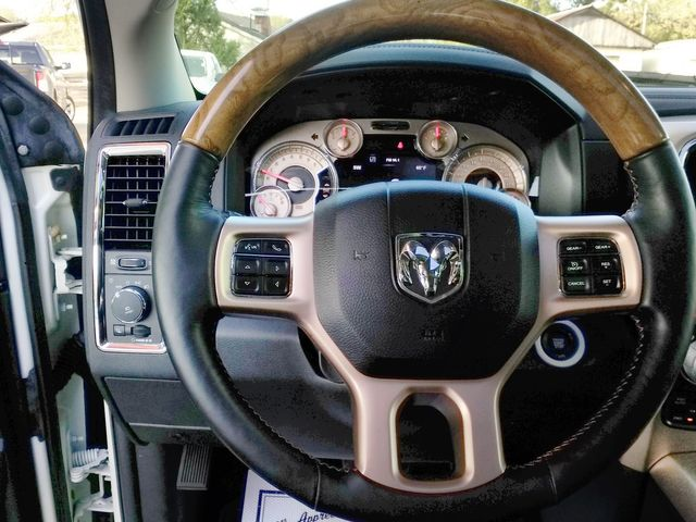 2017 Ram 1500 Crew Cab 4x4 Longhorn Houston, Mississippi 17