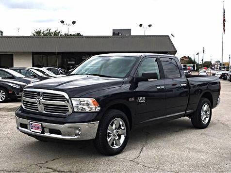 2017 Ram 1500 CrewCab  Big Horn HEMI Charcoal   Irving, Texas   Auto USA in Irving, Texas