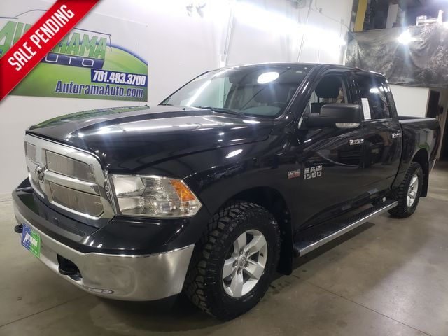2017 Ram 1500 SLT Crew 4x4 5.7 in Dickinson, ND 58601