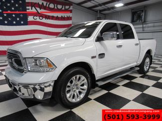 2017 Ram 1500 Dodge Longhorn Laramie Hemi 4x4 White 20s Nav 1 Owner in Searcy, AR 72143