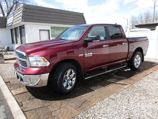 2017 Ram 1500 Crew Cab Big Horn in Fort Collins, CO 80524