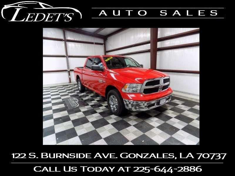 2017 Ram 1500 SLT - Ledet's Auto Sales Gonzales_state_zip in Gonzales Louisiana