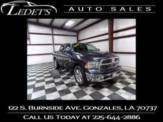 2017 Ram 1500 Big Horn - Ledet's Auto Sales Gonzales_state_zip in Gonzales