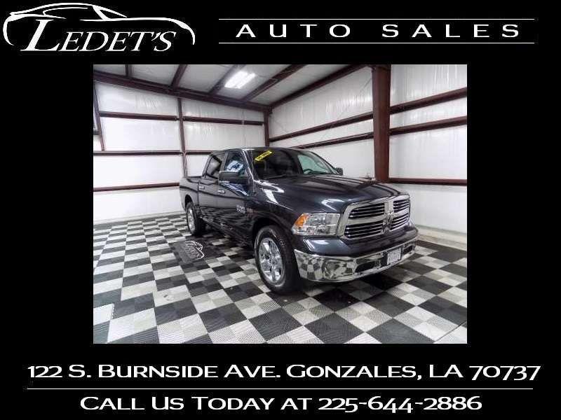 2017 Ram 1500 Big Horn - Ledet's Auto Sales Gonzales_state_zip in Gonzales Louisiana