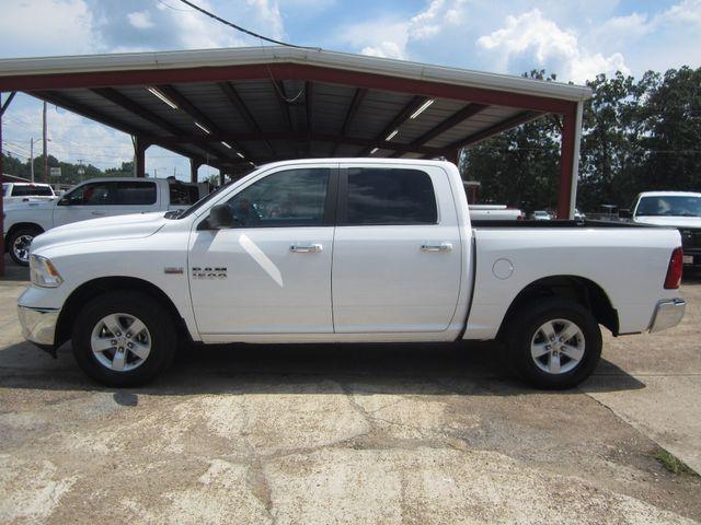 2017 Ram 1500 SLT Crew Cab 4x4 Houston, Mississippi 2