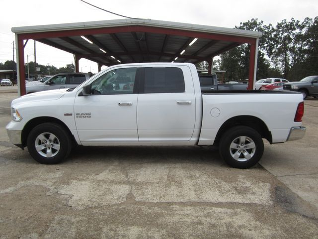 2017 Ram 1500 SLT Crew Cab 4x4 Houston, Mississippi 2