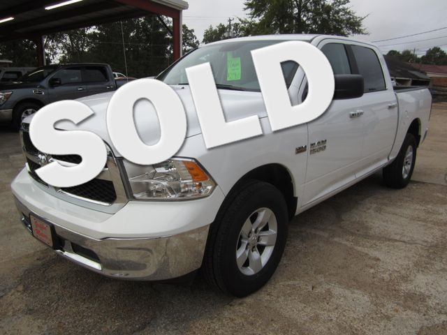 2017 Ram 1500 SLT Crew Cab 4x4 Houston, Mississippi