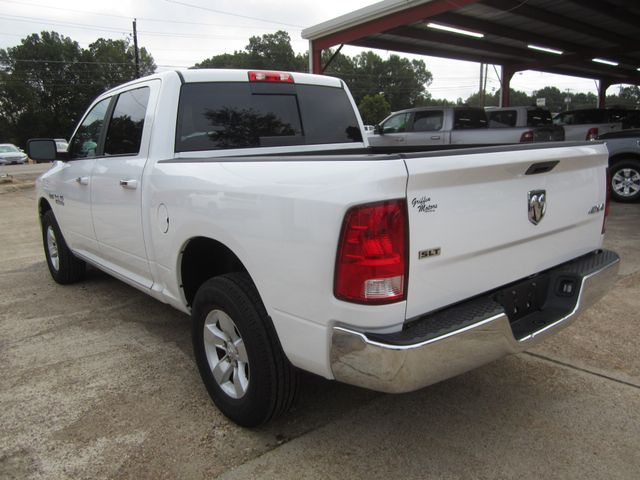2017 Ram 1500 SLT Crew Cab 4x4 Houston, Mississippi 4
