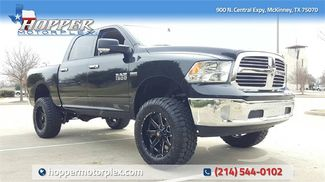 2017 Ram 1500 Big Horn LIFTCUSTOM LIFT AND TIRES in McKinney, Texas 75070