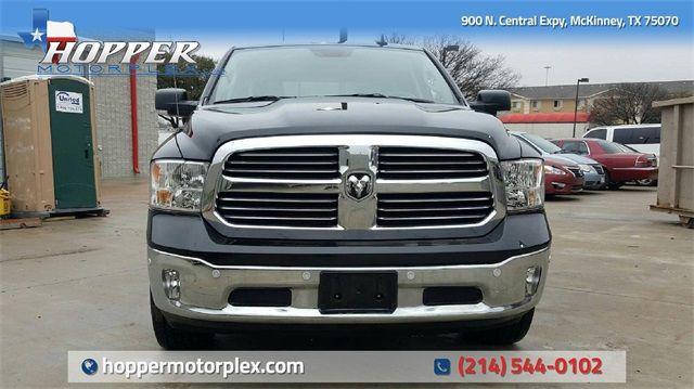 2017 Ram 1500 Big Horn Lift/Custom Wheels & Tires in McKinney, Texas 75070