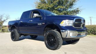 2017 Ram 1500 Big Horn LIFT/CUSTOM WHEELS AND TIRES in McKinney, Texas 75070