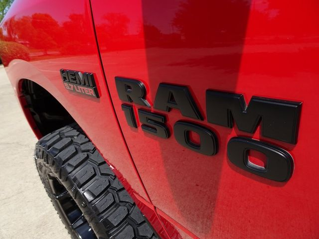 2017 Ram 1500 Sport LIFT/CUSTOM WHEELS AND TIRES in McKinney, Texas 75070