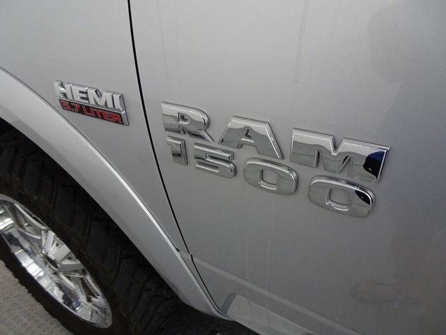 2017 Ram 1500 Laramie CUSTOM WHEELS AND TIRES in McKinney, Texas 75070