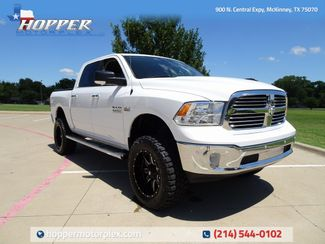 2017 Ram 1500 Big Horn W/ Custom Lift, Wheels and Tires in McKinney, Texas 75070
