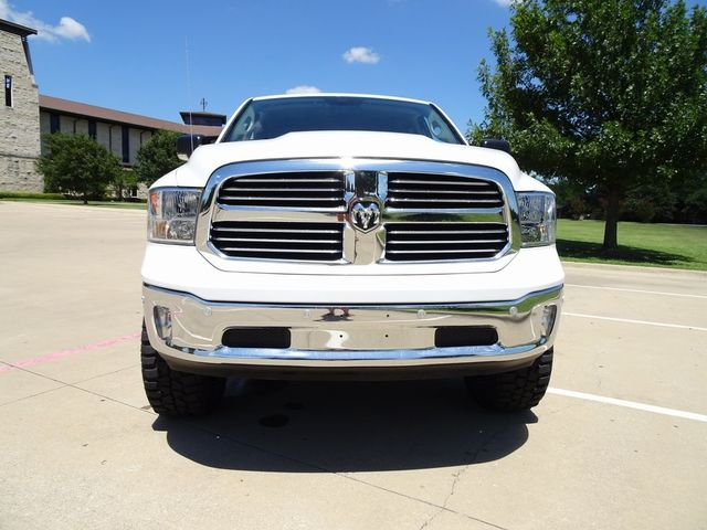 2017 Ram 1500 Big Horn W/ Custom Lift, Wheels and Tires in McKinney, Texas 75070