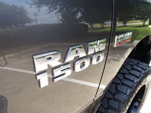 2017 Ram 1500 Lone Star LIFT/CUSTOM WHEELS AND TIRES in McKinney, Texas 75070