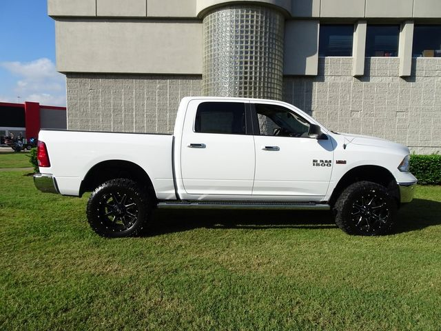 2017 Ram 1500 Lone Star LIFT/CUSTOM WHEELS AND TIRES in McKinney, Texas 75070