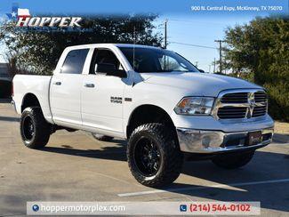 2017 Ram 1500 Big Horn W/Custom Lift Wheels and Tires in McKinney, Texas 75070
