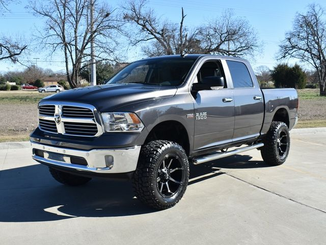 2017 Ram 1500 Big Horn NEW LIFT/CUSTOM WHEELS AND TIRES in McKinney, Texas 75070