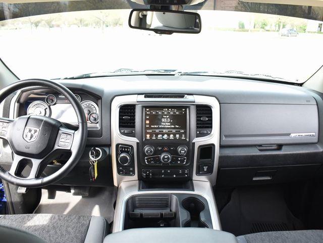 2017 Ram 1500 Big Horn NEW LIFT/CUSTOM WHEELS AND TIRES in McKinney, Texas 75070