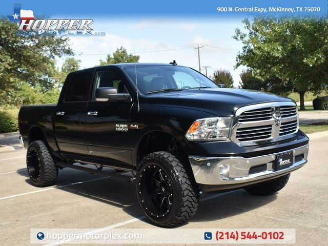 2017 Ram 1500 Big Horn NEW LIFT/CUSTOM WHEELS AND TIRES