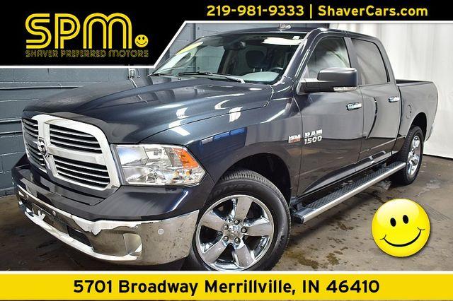 2017 Ram 1500 Big Horn 4x4 in Merrillville, IN 46410