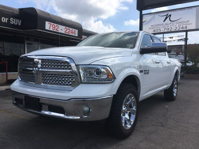 2017 Ram 1500 Laramie in Oklahoma City, OK 73122