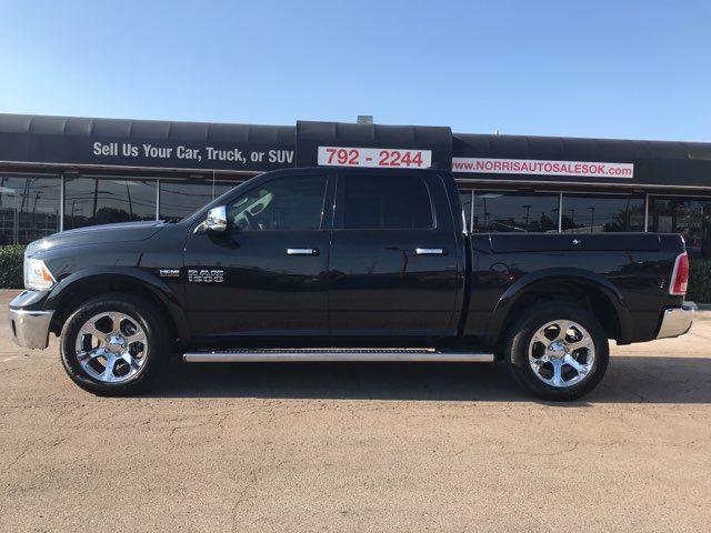 2017 Ram 1500 Laramie in Oklahoma City, OK 73122