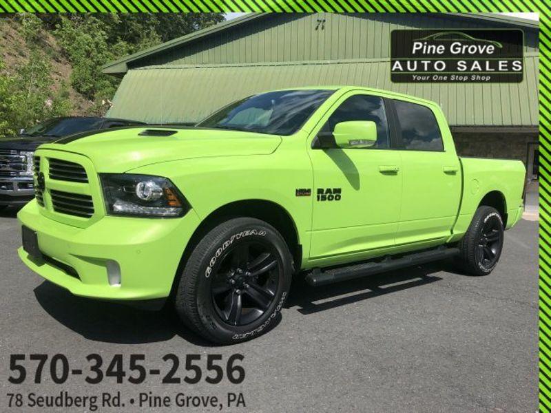 2017 Ram 1500 Sport | Pine Grove, PA | Pine Grove Auto Sales in Pine Grove, PA