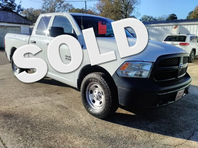 2017 Ram 1500 Quad Cab 4x4 Tradesman Houston, Mississippi