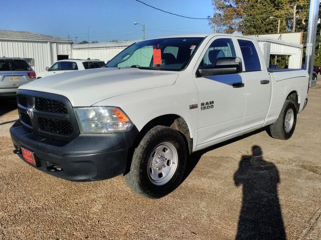 2017 Ram 1500 Quad Cab 4x4 Tradesman Houston, Mississippi 1