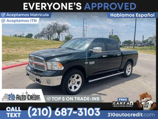 2017 Ram 1500 Lone Star Silver in San Antonio, TX 78237