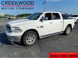 2017 Ram 1500 Dodge Longhorn Laramie Hemi 4x4 White 20s Nav 1 Owner in Searcy, AR 72143