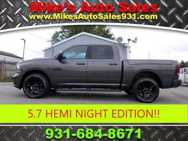 2017 Ram 1500 Night Shelbyville, TN