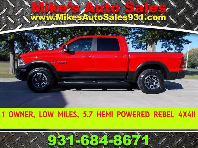 2017 Ram 1500 Rebel Shelbyville, TN