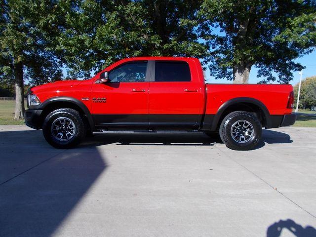 2017 Ram 1500 Rebel Shelbyville, TN 1