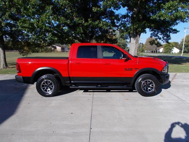 2017 Ram 1500 Rebel Shelbyville, TN 12
