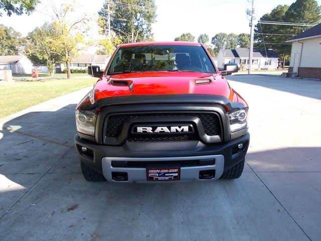 2017 Ram 1500 Rebel Shelbyville, TN 8